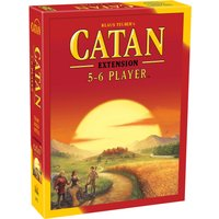 Catan: 5 & 6 Player Expansion