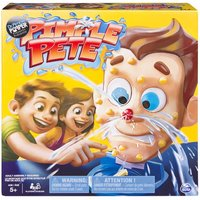 Pimple Pete Head Game