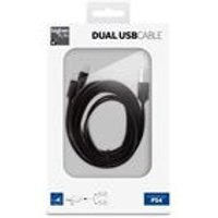 Dual USB Cable (PS4)