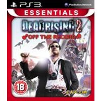 Dead Rising 2: Off The Record Essentials (PS3)