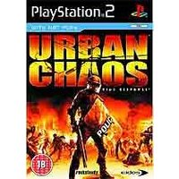 Urban Chaos (PS2)
