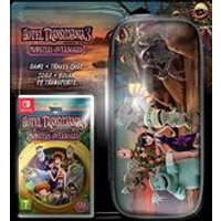 Hotel Transylvania 3: Monsters Overboard Switch Game + Travel Case (Nintendo Switch)