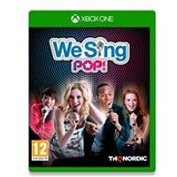 We Sing Pop! (Xbox One)