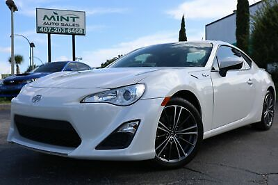 2014 Scion FR-S  2014 Scion FR-S, WHITE with 96725 Miles available now!