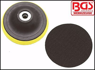 BGS - Velcro Pad For BGS 9259, Cordless Polisher, 100 mm Dia - 9259-3