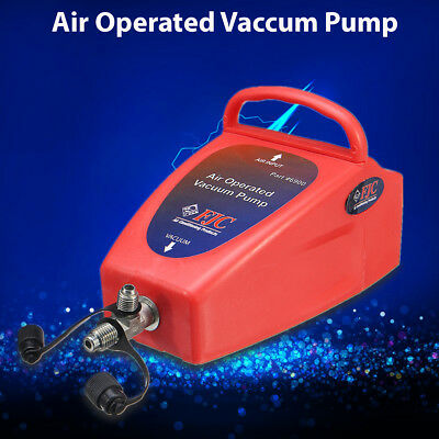 4.2CFM Air Operated Vaccum Pump Conditioning Cooling System Tool Auto