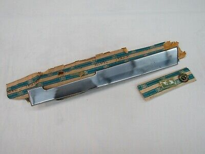 NOS 1978-83 Buick Olds Wagon RH Rear Qtr Lower Molding GM 9635144