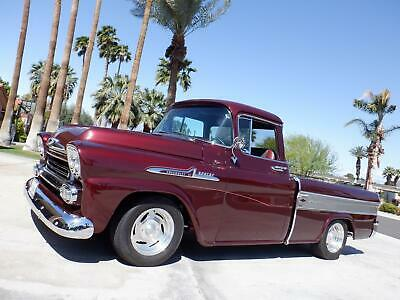 1958 CHEVROLET Other CAMEO LS1 CUSTOM PICK UP TRUCK! AC! P/S! DISC 1958 CHEVROLET CAMEO CAMEO LS1 CUSTOM PICK UP TRUCK! AC! P/S! DISC