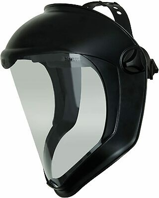 UVEX Bionic Face Shield Honeywell Clear Polycarbonate New Sealed Dental Medical