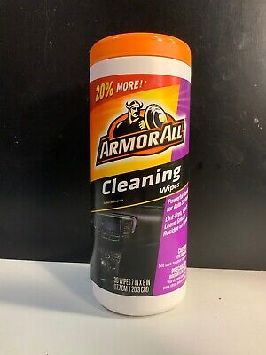 Armor All Cleaning Wipes, 30 Count The Bonus Pack Best Price