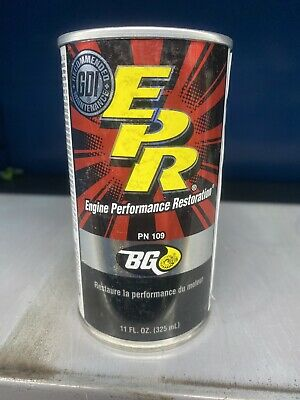 BG 109  EPR Engine Performance Restoration Deposit Cleaner- 5 Pack