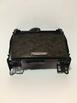 2011 LEXUS IS250 IS350 CENTER CONSOLE ASH TRAY STORAGE WOOD OEM 11