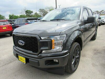 2020 Ford F-150 STX 2020 Ford F-150 STX 5 Miles Magnetic Crew Cab Pickup Twin Turbo Regular Unleaded