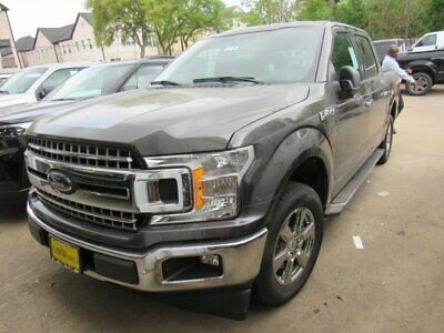 2020 Ford F-150 XLT 2020 Ford F-150 XLT 5 Miles Magnetic Crew Cab Pickup Twin Turbo Regular Unleaded