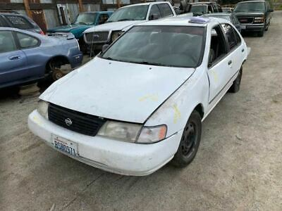 Throttle Body 1.6L Automatic Transmission Gxe Fits 95-96 200SX 637218