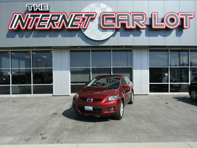 2007 Mazda CX-7 FWD 4dr Grand Touring 2007 Mazda CX-7, Copper Red Mica with 136852 Miles available now!