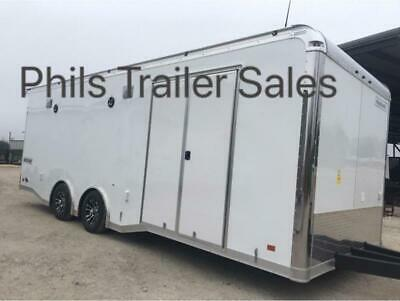 2020 Haulmark Enclosed Race Trailer* 0.00