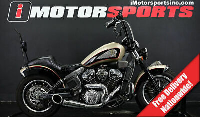 2019 Indian Motorcycle Scout Icon Series Dirt Track Smoke/Thunder Black  2019 Indian Motorcycle Scout Icon Series Dirt Track Smoke/Thunder Black for sale