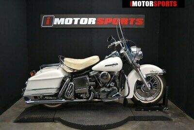 1965 Harley-Davidson FLH  1965 Harley-Davidson FLH, WHITE with 999999 Miles available now!