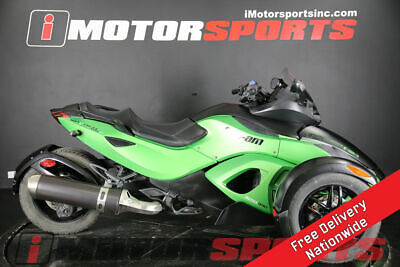 2012 Can-Am Spyder RS-S SM5  2012 Can-Am Spyder RS-S SM5 for sale!