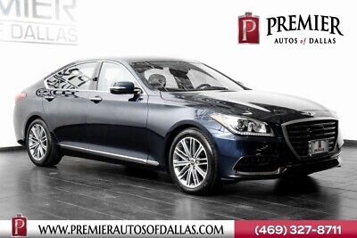 2019 Genesis G80 3.8 Luxury Sedan w/ 7K, Clean 1 Owner CarFax 2019 Genesis G80, Adriatic Blue with 7001 Miles available now!