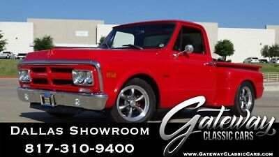 1969 GMC Other Stepside Red 1969 GMC C1500 C10 Cammed 350 CID V8 TH350 3 Speed Auto Available Now!