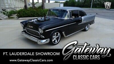 1955 Chevrolet Bel Air/150/210  Black & Silver  1955 Chevrolet Bel Air  350 TH400 Available Now!