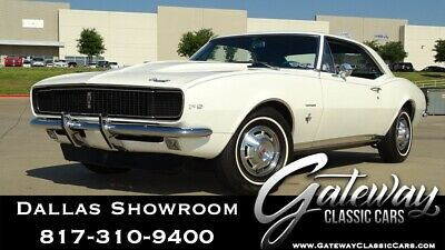 1967 Chevrolet Camaro RS White 1967 Chevrolet Camaro  327 CID 210HP V8 2 Speed Auto Available Now!