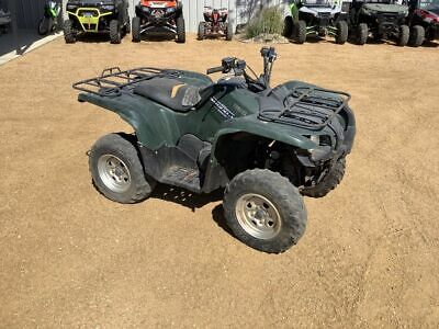 2011 Yamaha Grizzly 550 4x4 EPS