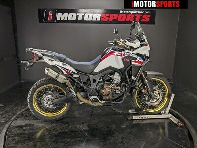 2017 Honda Africa Twin CRF1000L DCT  2017 Honda Africa Twin CRF1000L DCT, WHI with 13317 Miles available now!