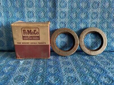 1949-1954 Ford Pair of NOS Front Wheel Seals 1950 1951 1952 1953 #A9A-1190-A