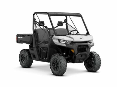 2020 Can-Am® Defender DPS™ HD10 Hyper Silver