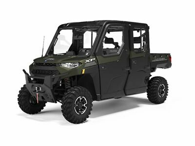 2020 Polaris® Ranger Crew® XP 1000 NorthStar Ultimate