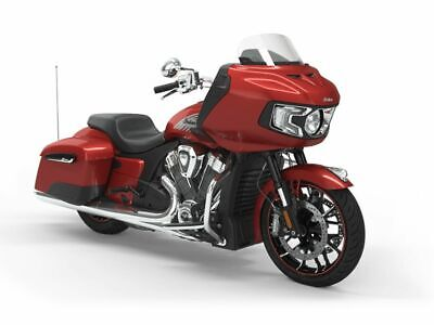 2020 Indian Motorcycle® Challenger Limited Ruby Metallic  2020 Indian Motorcycle® Challenger Limited Ruby Metallic, Red with 5 Miles avail