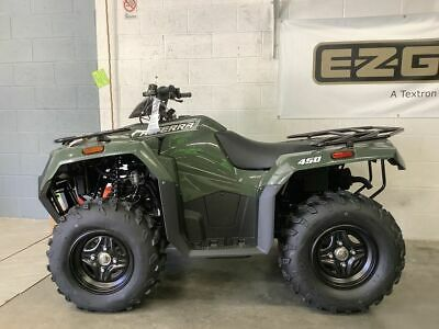 2021 Arctic Cat® Alterra 450    GREEN