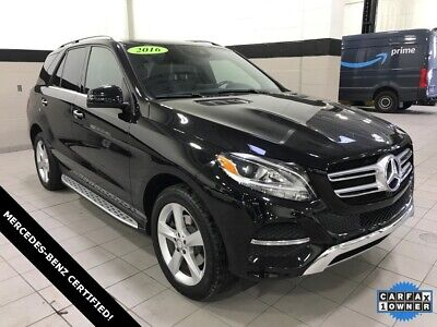 2016 Mercedes-Benz Other GLE 350 Obsidian Black Metallic Mercedes-Benz GLE with 43091 Miles available now!