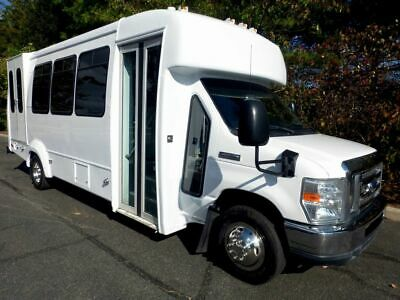 2014 Ford E450 Wheelchair Shuttle Bus For Sale