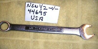 NEW Craftsman WRENCH  12pt 3/8