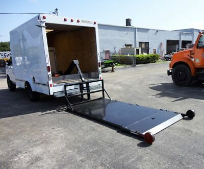 2015 Ford E350 *NEW* AMERIDECK MOTORCYCLE ROLLBACK CARRIER ENCLOS 113115 Miles W