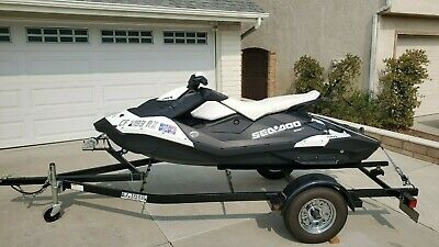 SeaDoo Spark 900 H.O. ROTAX ACE 3 Up iBR VTS DESS Key Trailer Delivery CanDooPro