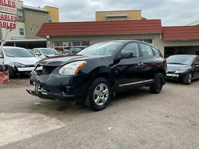 2011 Nissan Rogue S AWD 4dr Crossover 2011 Nissan Rogue, Black with 133987 Miles available now!