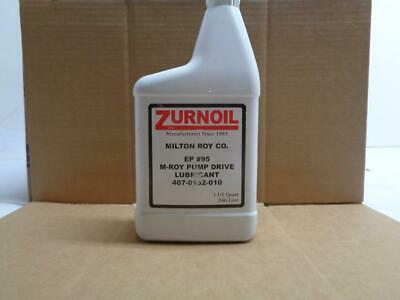 NEW 3 PACK ZURNOIL MILTON ROY CO EP #95 M-ROY PUMP DRIVE LUBE 407-0152-010 H4